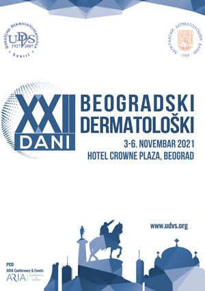 21. KONGRES UDRUŽENJA DERMATOVENEROLOGA SRBIJE i XXII Beogradski dermatološki dani
